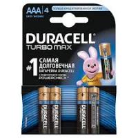 Батарейки Duracell мизин. TURBO
