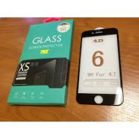Защитное стекло для iPhone 6/6S 4D Premium