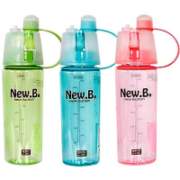 Бутылка -спрей New button