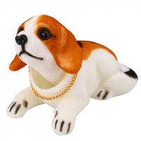 Собачка с кивающей головой на приборную панель