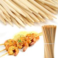 Шпажки-шампур бамбуковые 40 см