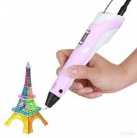 3D ручка RP-100B+ с дисплеем, 12 мес. гарант.