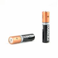 Батарейки Duracell мизин.