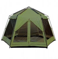 Шатер- палатка 6-угольная размеры 420*385*230см