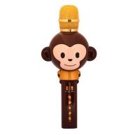 Караоке микрофон обезьянка