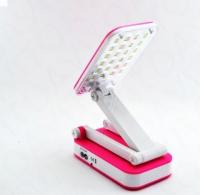 Складная лампа с аккумулятором