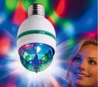 Диско лампа светодиодная
