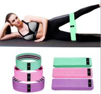 Набор тканевых резинок для фитнеса 3в1 luting fit