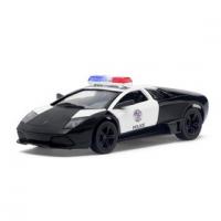 "Машина металлическая ""Lamborghini Murcielago LP640 (Police)"", 1:36, инерция   2926571"