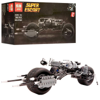 конструктор SUPER Heroes 07061 366дет.