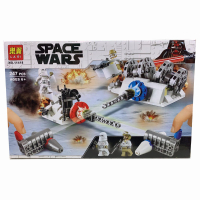 11418  ЛЕГО SPACE  WARS  247дет.