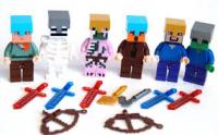 Набор фигурок Minecraft монстры