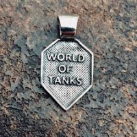 "Кулон ""WORLD OF TANKS"""