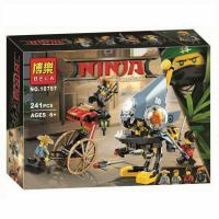 Конструктор Лего Ниндзя арт.10797, 241 дет.