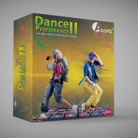 Танцевальный коврик для двоих Dance Perfomance II ASPEL ТВ/ПК (16 бит)