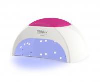 SunX-1 Гибридная лампа для полимеризации гель лака UVLED 108Вт
