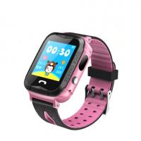 Водонепроницаемые детские умные GPS часы Q528S