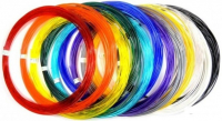 Пластик для 3D ручек  ABS-20 (по 10м. 20 цветов)