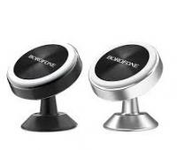 Автомобильный магнитный держатель  Borofone BH5 магнит Silver