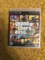 Grand Theft Auto V [PS3, русские субтитры]