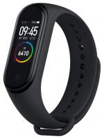 Фитнес браслет Xiaomi Mi Band 4 Black NFC (РСТ)