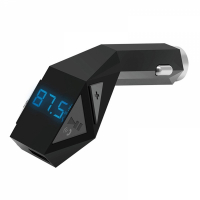 FM-модулятор TDS TS-CAF01 (N8) Bluetooth