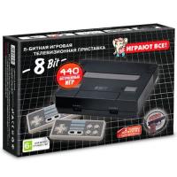 8bit NES-440-9V Black box