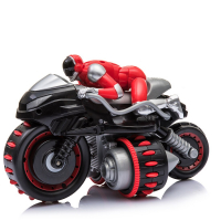 Мотоциклист SYUNT CAR 26 см движение на 360 градусов