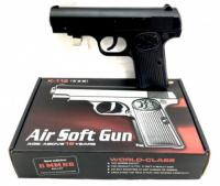 С17 Пистолет  пневматика металл