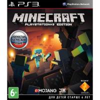 Minecraft - Playstation 3 Edition [PS3, русская версия]