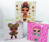 Кубик куклы