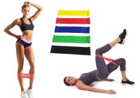 Резинки для фитнеса (набор)