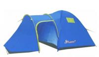 Туристическая палатка 6ти местная,Размер палатки 470см240см,высота 175см. Размер большой комнаты 220см240см, высота 175 см. • Размер маленькой комнаты 150см*240см, высота 170 см