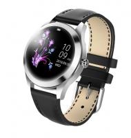 Часы KingWear KW10 (кожа)