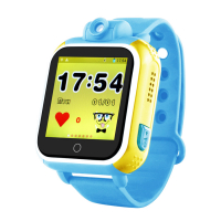 Q730 (GW1000, G10) Детские часы с GPS Smart Baby Watch