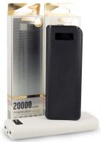 Proda Carbon Black 20000 mAh Power Bank