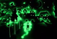 Рисуй светом на волшебном планшете Magic Light Lite А4 (21 х 30 см) Пластик толщиной 2 мм. Оригинал, Россия!
