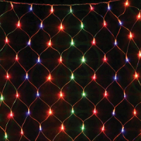 Гирлянда сетка 180 ламп 1,5м