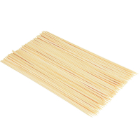 Шпажки-шампуры 88 шт, бамбук 25 см