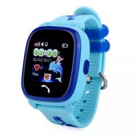 DF25 (W9, GW400S) Детские часы с GPS Smart Baby Watch IP68 водонепроницаемые