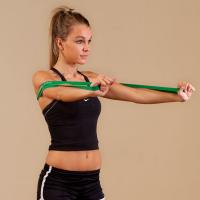 Резинки для фитнеса №2. Ленты сопротивления.Эспандер