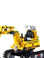 Конструктор Экскаватор QL0409