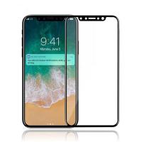 Защитное стекло для iPhone X 4D Premium